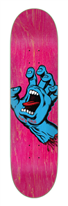 Santa Cruz SCREAMING HAND DECK 7.80IN X 31.00IN