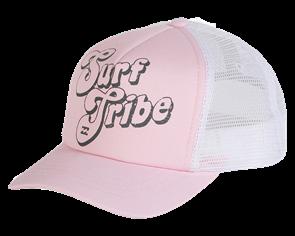 Billabong Cali Tribe Trucker, Retro Pink