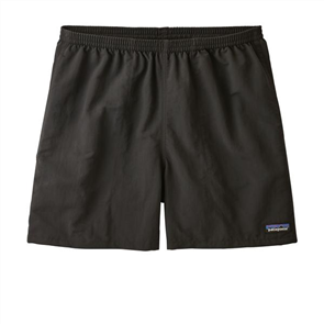 Patagonia Baggies Shorts - 5 in, Black