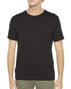 Oneill Lm Jacks Base T-Shirt, Black Out 9010