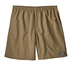 Patagonia Baggies Longs - 7 in. - ADD, Ash Tan