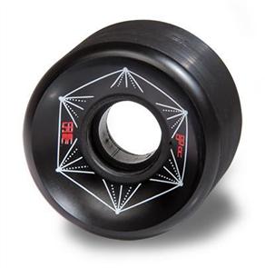 Carver Roundhouse Wheels PARK 58MM 90A (Set of 4), Black