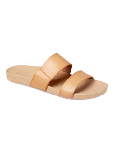 Reef Cushion Bounce Vista Womens Jandals, Natural