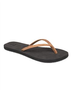 Reef Indiana WoMens Jandal, Natural