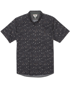 Vissla Creators Mens Shirt, Phantom