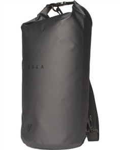 Vissla 7 Seas 20 Liter Dry Bag, Black