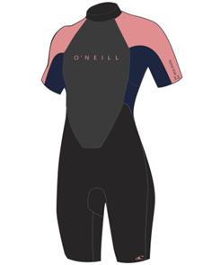 Oneill WMNS REACTOR II 2MM SPRING, Black