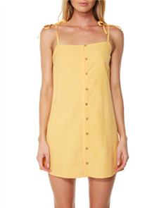 Oneill Safari Dress, Vntage Sunflower