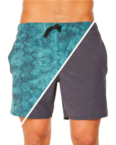 Oneill Switch Submerge Elastic, Black/Ocean