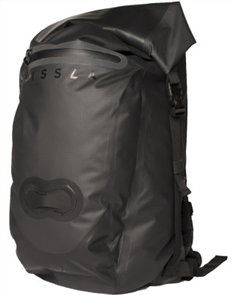 Vissla High Seas 30 Liter Drypack Backpack, Black