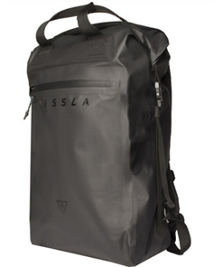 Vissla High Seas 22 Liter Drypack Backpack, Black