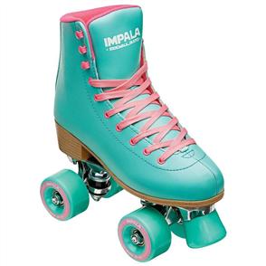 Impala Quad Roller Skate, Aqua