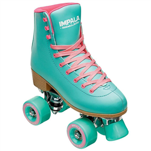 Impala Quad Rollerskates, Aqua