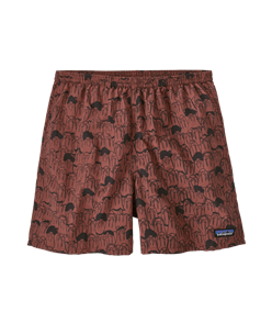 Patagonia Baggies Shorts - 5 in., Frank and Russ/Rosehip
