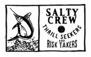 Salty Crew Marlin Skip Sticker Pack