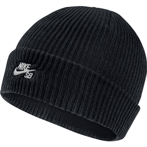 Nike Nike SB Fisherman Cap Beanie, Black White