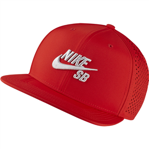 Nike SB Aerobill Hat, Red