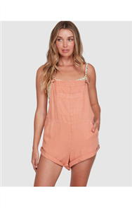 Billabong WILD PURSUIT OVERALLS, PHEASANT
