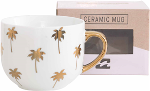 Billabong Palm Springs Mug