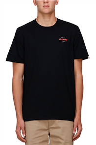 Element Mace Short Sleeve Tee, Flint Black