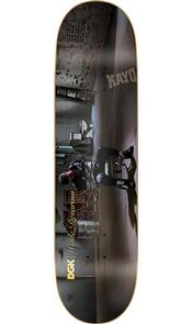 DGK Mobster Wade Deck 8.0