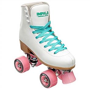 Impala Quad Rollerskates, White