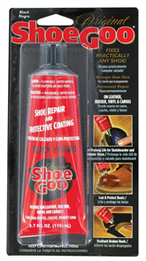 Shoe Goo Black Tube