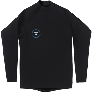 Vissla 1Mm Performance Long Sleeve Jacket, Black