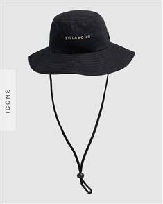 Billabong JAH HAT, BLACK