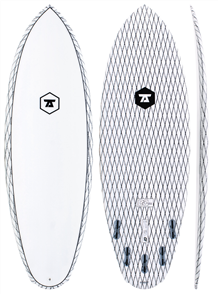 7S Double Down Carbon Vector Surfboard