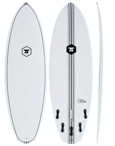 7S Double Down Innegra Matrix Short Board