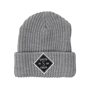 Salty Crew Tippet Beanie, Gray