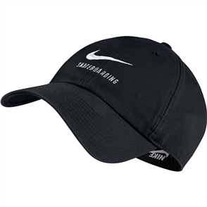 Nike Nike SB Hat, Black White