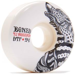 Bones STF Rogers Wolf V3 Wheels, Size 54mm
