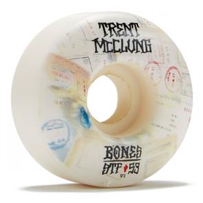 Bones STF McClung Passport V1 Wheels, Size 53mm