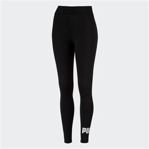 PUMA Womens Essential Logo Leggings, Black