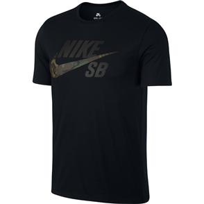 Nike SB Dri-FIT Men's Skateboarding T-Shirt, Black Black