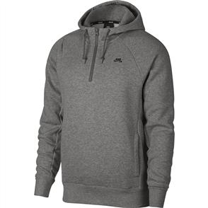 Nike Men's SB Hoodie, Dark Grey