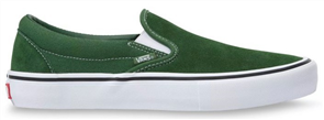 Vans SLIP-ON PRO SHOES, ALPINE/ WHITE