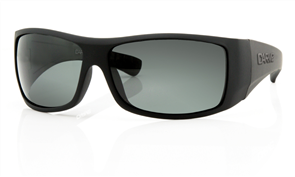 Carve Wolfpack Floater Polarized Sunglasses, Matt Black