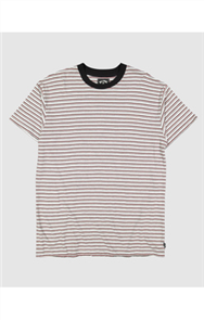 Billabong UNDERSTATED STRIPE, WHITE