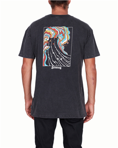 Billabong Rogue Short Sleeve Tee, Black