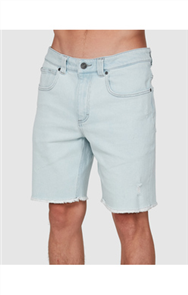 Billabong OUTSIDER JEAN SHORT, INDIGO WASH