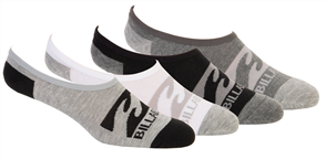 Billabong Pair of Mens Invisible Socks