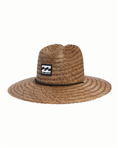 Billabong Tides Straw Hat, Brown