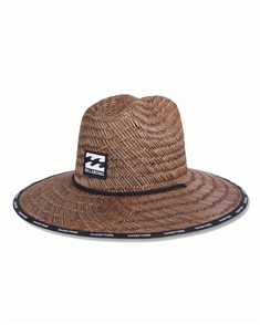 Billabong Waves Straw Hat, Brown