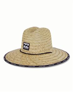 Billabong Waves Straw Hat, Natural