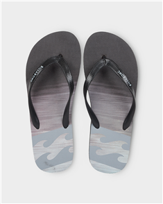 Billabong FLUID PRO JANDALS, BLACK/GREY