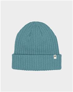 Billabong Arcade Solid Beanie, Washed Blue