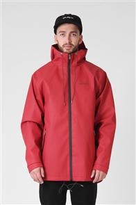 RPM Raincoat, Red